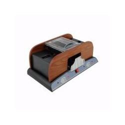 Barajador de cartas en madera