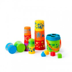 Cubos Apilables Giantte Moogy
