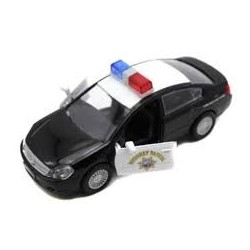 Coche metal Mini Cooper escala 1:34