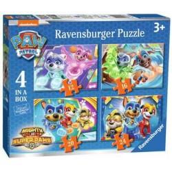 Ravensburger 4 puzzle