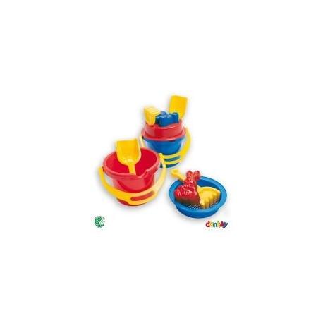 Cubo de playa 5 piezas