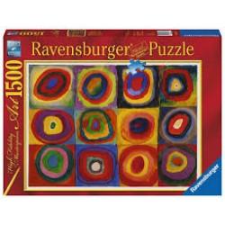 Puzzle Ravensburger de 1500 piezas El Rey de los animales