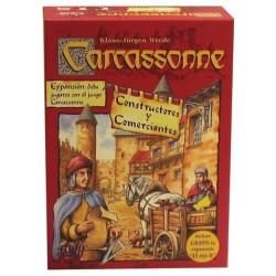 Carcassonne Constructores y Comerciantes