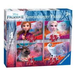Puzzle Ravensburger progresivo. Frozen II: Momento instantáneo