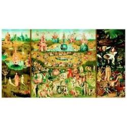 Puzzle Educa de 9000 piezas El Jardín de Las Delicias