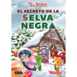 TEA STILTON 35. EL SECRETO DE LA SELVA NEGRA