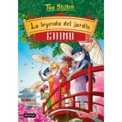 TEA STILTON 34. LA LEYENDA DEL JARDIN CHINO