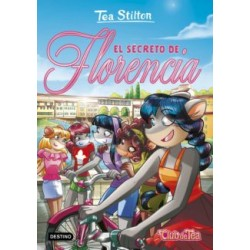 TEA STILTON 37. EL SECRETO DE FLORENCIA