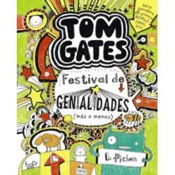 TOM GATES 3 : FESTIVAL DE GENIALIDADES MAS O MENOS