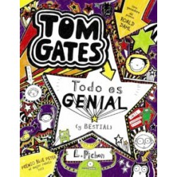TOM GATES 5 : TODO ES GENIAL (Y BESTIAL)