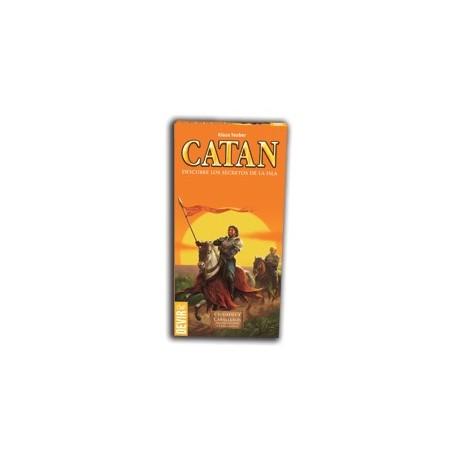Colonos de Catán Ciudades y Caballeros ampliación 5 y 6 jugadores