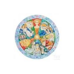 Puzzle Ravensburger de 1000 piezas Círculo astrológico