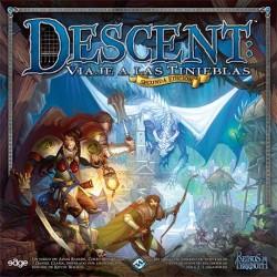 Descent Viaje a las tinieblas 2º Edición
