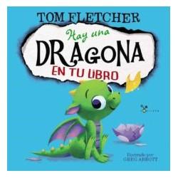 Hay una dragona en tu libro