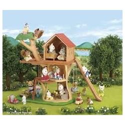 Sylvanian 2882 Casa del árbol
