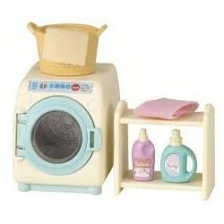 Sylvanian 5027 Set lavadora