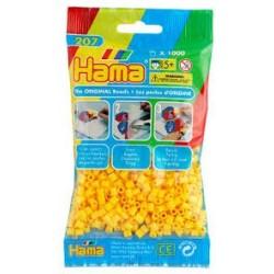 Hama beads Midi amarillo