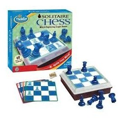 Solitaire Chess. Thinkfun