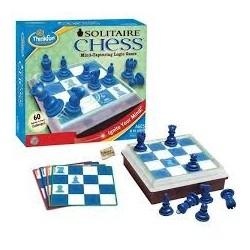 Solitaire Chess. Thinkfun