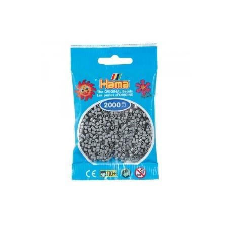 Hama beads Mini gris