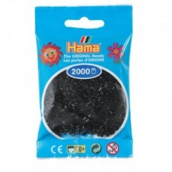 Hama beads Mini negro