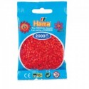 Hama beads Mini rojo