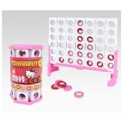 Conecta 4 Hello Kitty
