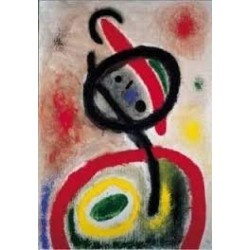Puzzle Ricordi de 1500 piezas Dona III, 1965