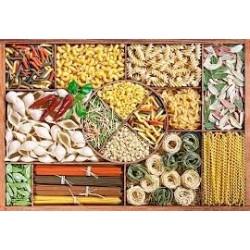Puzzle Castorland de 1500 piezas Viva la Pasta