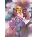 Puzzle Clementoni de 1000 piezas Pink Iris Fairy