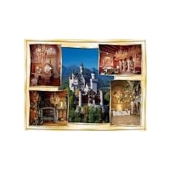 Puzzle Ravensburger de 1500 piezas Vistas de Neuschwanstein