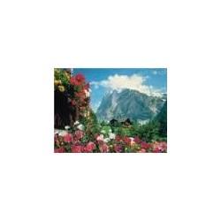 Puzzle Ravensburger de 1500 piezas Suiza, Alpes berneses