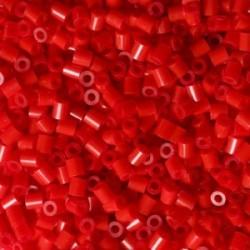 Hama beads Midi Rojo oscuro