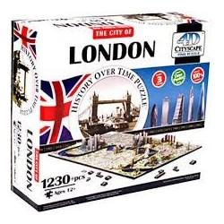 Puzzle 4D Londres