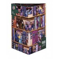 Puzzle Heye 1500 Books