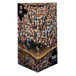 Puzzle Heye 2000 Orquesta