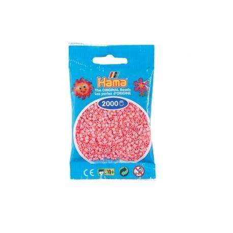Hama beads Mini rosa