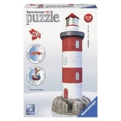Puzzle Ravensburger 3D Faro