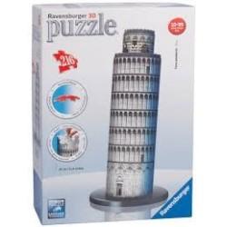 Puzzle Ravensburger 3D Torre de Pisa