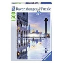 Puzzle Ravensburger de 1500 piezas Venecia romántica