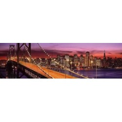 Puzzle Ravensburger de 2000 piezas Skyline San Francisco