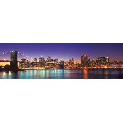 Puzzle Ravensburger de 2000 piezas New York Skyline