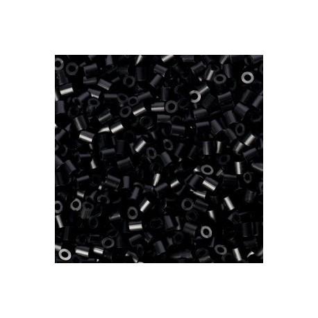 Hama beads Midi negro