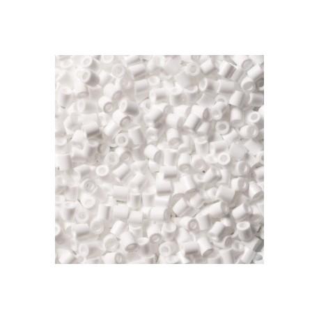 Hama beads Midi blanco