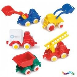 Vehículo de construcción Mini Chubbies