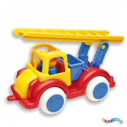 Camión de bomberos. Viking Toys