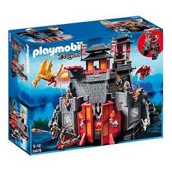 Playmobil 5479 Gran Castillo del Dragón asiático