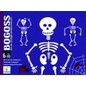 Cartas Esqueleto Bogoss