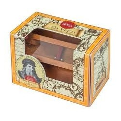 Puzzle de metal. Greats Minds. Da Vinci's Ball Bearing Puzzle