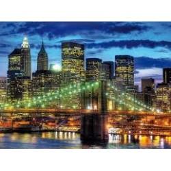 Puzzle Ravensburger de 1500 piezas Skyline NYC